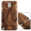 Woodcarving Tiger Pattern Myrtus Material Case เคส Samsung Galaxy Note 3 (III) / N9000 ซัมซุง กาแล็คซี่ โน๊ต 3