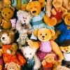 แนพกิ้น 33x33 Teddy Bear 13305390