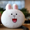 หมอนอิงไลน์ line pillow : Cony กระต่ายโคนี่สีขาว