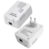 85Mbps Power Line Communication Adapter (2 pcs in one packaging)