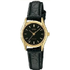 นาฬิกาข้อมือ คาสิโอ CASIO Analog รุ่น LTP-1094Q-1ARDF นาฬิกาข้อมือผู้หญิง สายหนัง (สินค้าขายดี)