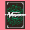 VG Official PROMO Card Sleeve : Green Traditional Card Back 53ct.