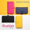 SPIGEN SGP : Leather Case illuzion Series for Apple iPhone 5
