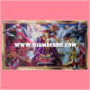 "Yu-Gi-Oh! ARC-V Playmat / Duel Field - Noble Knights of the Round Table Box Set: ""Noble Knight"" monsters and ""Merlin"" (EX Epic of Noble Knights: Holy Sword of Guidance) + No Promo Card"
