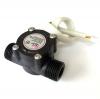 """เซ็นเซอร์วัดอัตราการไหลและอุณหภูมิของน้ำ 1/2"""" ( Water Flow Sensor )"""