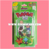 Pokémon BW Sticker Version 1 - Green / สติ๊กเกอร์โปเกมอน (เวอร์ชั่น 1) - สีเขียว