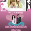 We Got Married S.4 SunHee Couple (Kwanghee & Sunhwa) (V2D บรรยายไทย 7 แผ่นจบ+แถมปกฟรี)