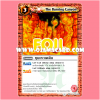 06 C 073/114 : หุบเหวเพลิง (The Burning Canyon) - แบบโฮโลแกรมฟอยล์