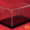 กล่องโชว์โมเดล แนวนอน 25x22x14cm