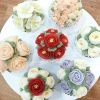 Cup Cake Flower Calss