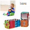 บล๊อคผ้า Lamaze Mix & Match Activity Blocks