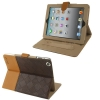 Case เคส 2-color Series Weave iPad 4 (Coffee+ Brown)