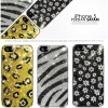 PERSIAN : Safari Swarovski Crystal Cubic Case Cover for Apple iPhone