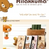 Ecoskin Guardian : Rilakkuma Anti-Shock Cover Case For Galaxy A7 (2016)