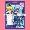 Vanguard G Girs Crisis Sleeve Vol.08 - Leon Soryu & Blue Storm Dragon, Maelstrom 55ct.