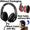 หูฟัง High Definition Powered Isolation (Black), ไม่มีกล่อง