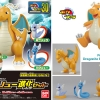 Pokemon Plamo No.30 Kairyu Evolution Set