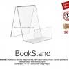 50ชิ้น Book Stand size S ที่ตั้งหนังสือ, สินค้า, พ็อกเก็ตบุ๊ค, Tablet