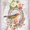 Bird and flower แนปกิ้นเดคูพาจ 13309190