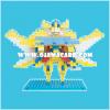 "VG Teeny Block ""Bluish Flame Liberator, Prominence Core"" / แวนการ์ดทีนนี่บล็อก ""ลิเบอเรเตอร์เพลิงสีคราม, โพรมิเนนซ์คอร์"" - No Promo"