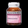 Blackmores Folic Acid ขนาด 90 เม็ด