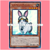 TRC1-JP020 : Rescue Rabbit (Super Rare)