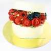 ฺKorean Buttercream Flower Cake Class - Master