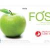ดีท็อก ด้วย FOS Detox - อาหารเสริมดีท็อกซ์ ลดความอ้วน ฟอส กลิ่นแอปเปิ้ล # 5 ซอง (กล่องเล็ก)