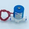"""โซลินอยด์วาล์วพลาสติก N/C 220V AC 1/4"""" ( แบบเสียบสาย 1/4"""" )"""
