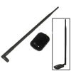 usb wifi wireless 2800mW 9dBi Antenna Support Network Decoder