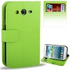 Case เคส LitchiSamsung Galaxy Grand Duos (i9082)(Green)