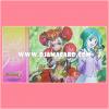 VG Fighter's Rubber Play Mat Collection Vol.17 - Tokoha Anjou & Ranunculus Flower Maiden, Ahsha