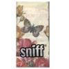 กระดาษแนปกิ้น กระดาษเดคูพาจ 20x20 Flower & Butterfly p-51013
