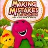 Barney : Making Mistakes & Separation Day Of The Week & Sharing - บาร์นี บีเจทำพลาดและความคิดถึงของเบบี้บ๊อพ นับวันในสัปดาห์และสกู๊ตเตอร์