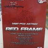 Head Display Astray Red Frame