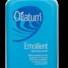 Oilatum Emollient 150 ml น้ำมันผสมอาบน้ำออยลาตุ้ม สำหรับผิวแห้งมาก ผิวแพ้ง่าย