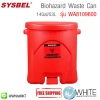 Biohazard Waste Can(14Gal/53L)รุ่น WA8109600