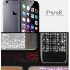 Dreamplus : Persian Neo Crystal Cubic Leather Case Cover Casing for Apple iPhone 6 (4.7inch)