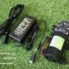 ปั๊มน้ำ DC24V Green-03 8 บาร์ + Adapter 24V 3A SZ-2403 + แจ็ค DC เมีย
