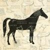 แนพกิ้น 33x33 Horse 13305625