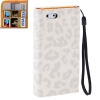 Case เคส Leopard iPhone 5 (White)