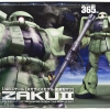Bandai 1/48 Zaku II MS-06 Model Kit