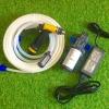 ชุดปั๊มล้างรถ DC12V 9 บาร์ + Adapter 12VDC 7A