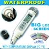 PH03-เครื่องวัดกรดด่าง และอุณหภูมิ, Auto Calibrate, Waterproof Digital pH Temperature Meter