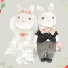 ตุ๊กตากระต่าย คู่แต่งงาน