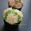 Clear Flower Cupcake Class