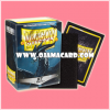 Dragon Shield Standard Size Card Sleeves - Jet • Matte 100ct.