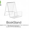 Book Stand size S ที่ตั้งหนังสือ, สินค้า, พ็อกเก็ตบุ๊ค, Tablet