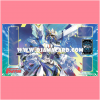 VG Fighter's Rubber Play Mat Collection Vol.05 - Blue Wave Dragon, Tetra-drive Dragon