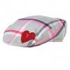 หมวก Gymboree (นำเ้ข้าแท้ USA) --- Sequin Heart Plaid Cap size 3-4, 5-7